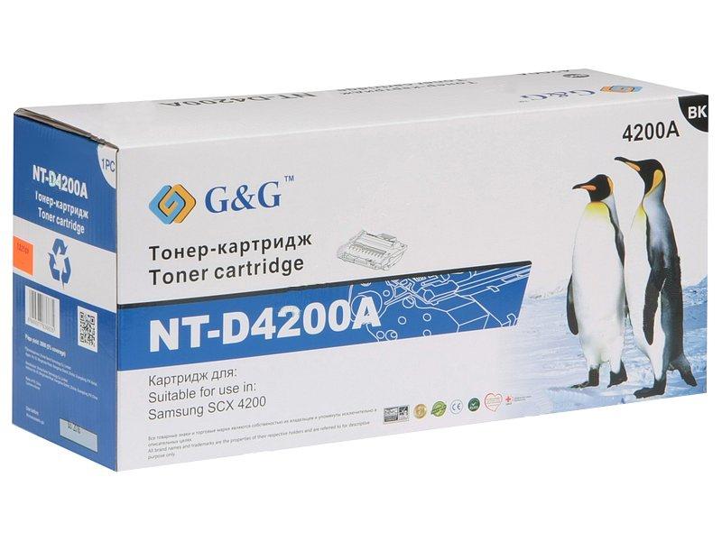 Аксессуар G&G NT-D4200A for Samsung SCX-4200/4220