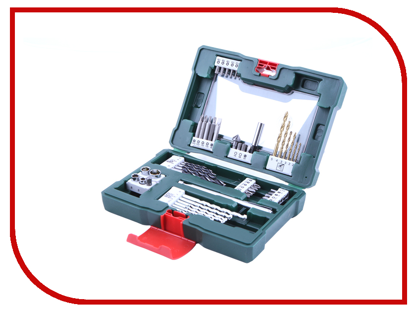 V-Line-48  Сверло Bosch V-Line-48 48 предметов 2607017314