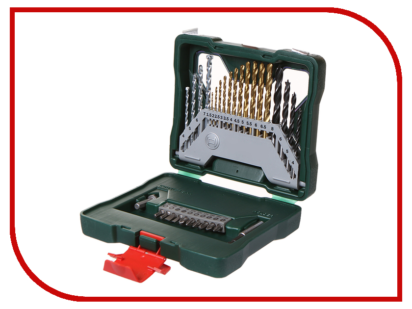 Набор сверл Bosch X-Line-30 2607019324 30 предметов<br>