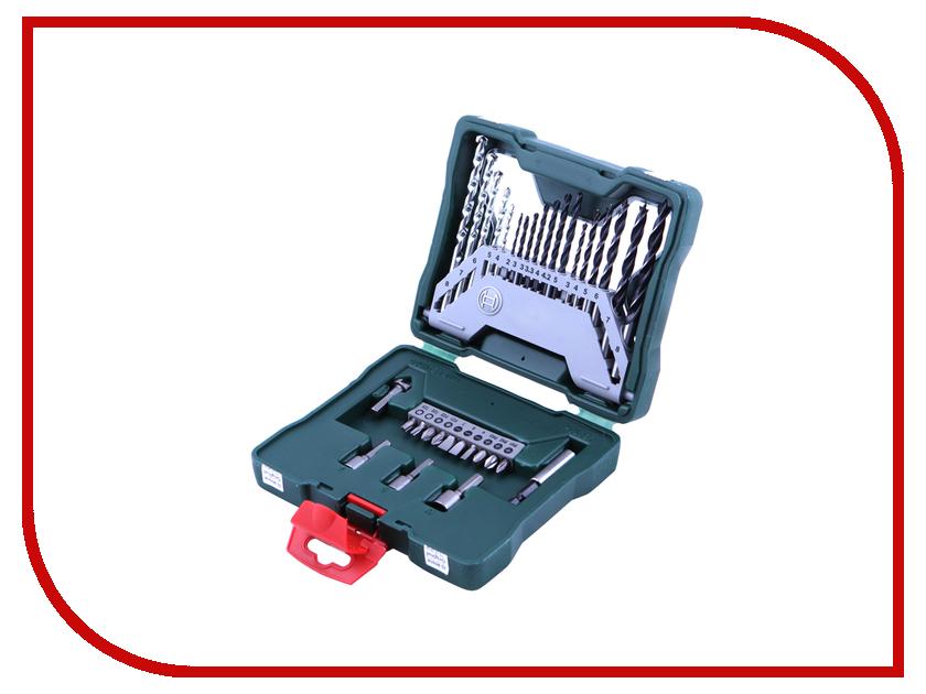 Набор сверл и бит Bosch X-Line-33 33 предмета 2607019325