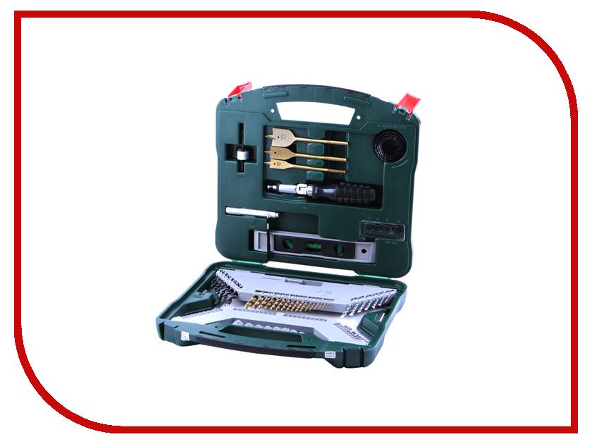 Сверло Bosch X-Line-100 100 предметов 2607019330 набор сверл bosch x line 100 100 предметов 2607019330