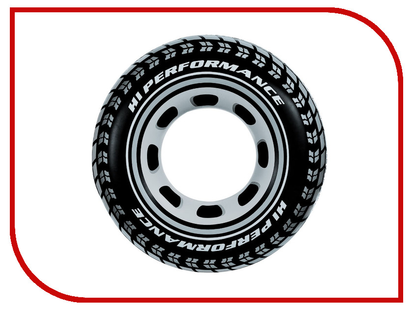 Купить Надувной круг Intex Колесо 59252