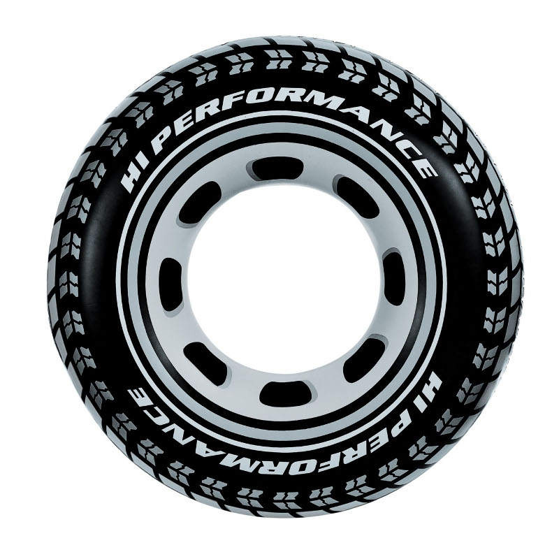 Надувной круг Intex Колесо 59252