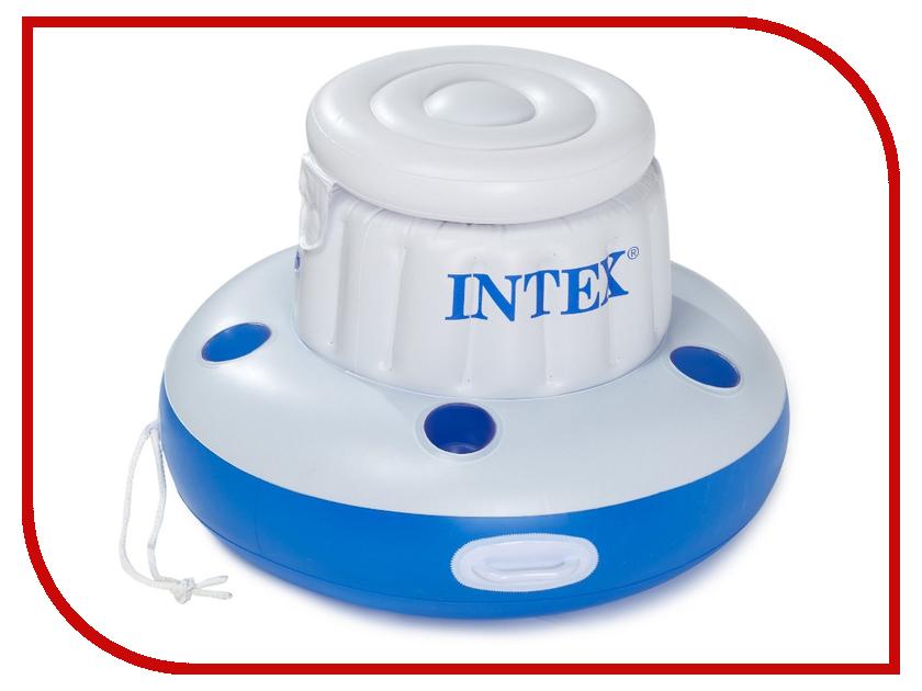 Игрушка для плавания Intex Mega Chill надувной бар 58820 intex надувной круг для плавания 76 см