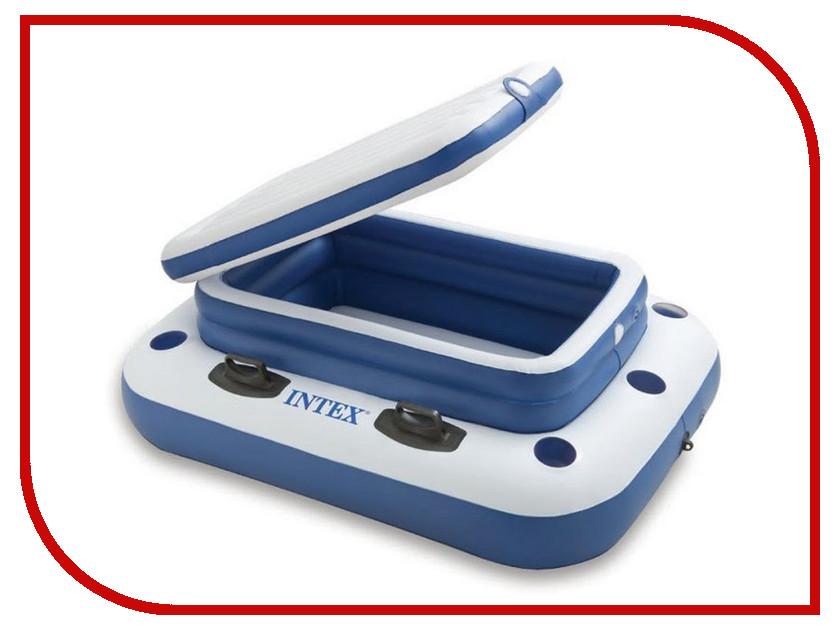 Надувная игрушка Intex Mega Chill-II надувной бар 58821
