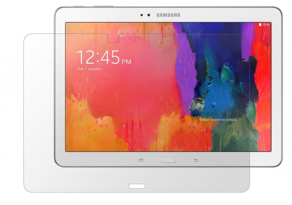 Аксессуар Защитная пленка Samsung Galaxy Tab 4 10.1 LuxCase суперпрозрачная 80849