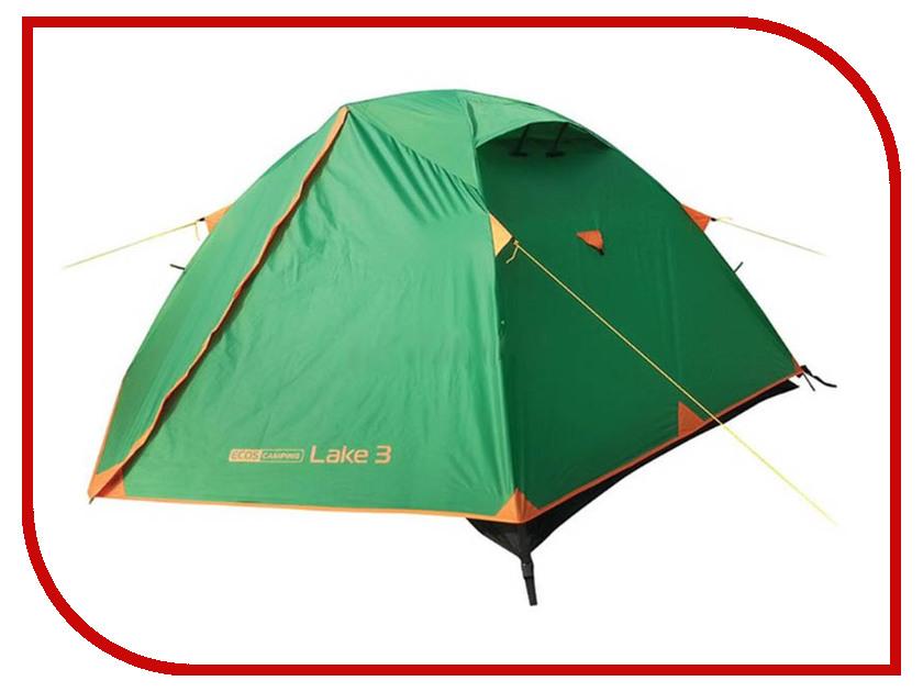 Палатка Ecos Lake 3 удилище ecos fs 39rod270