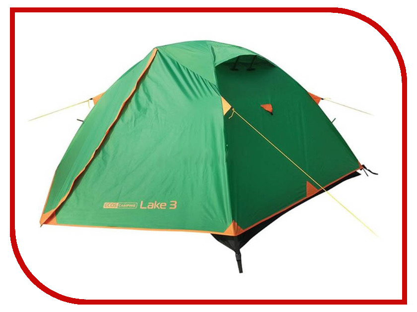 Палатка Ecos Lake 3<br>