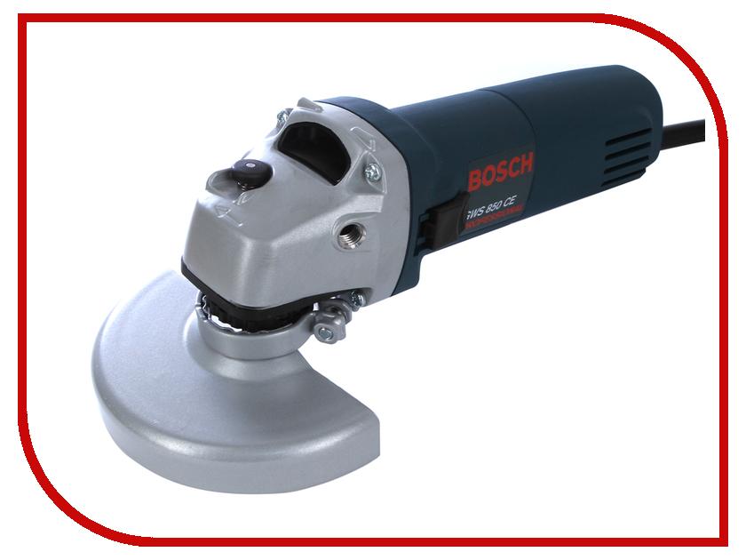 Шлифовальная машина Bosch GWS 850 CE 0601378792 / 060137779A угловая шлифовальная машина bosch gws 20 230 h 0 601 850 107