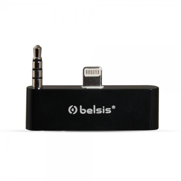 Аксессуар Belsis Lightning - 30pin BS1030 Black<br>