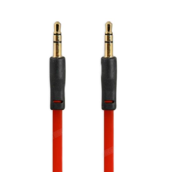 Аксессуар Belsis Jack 3.5mm 1m BS1054 Red