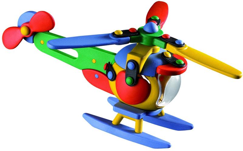 Конструктор Mic-O-Mic Вертолёт малый 089.006<br>
