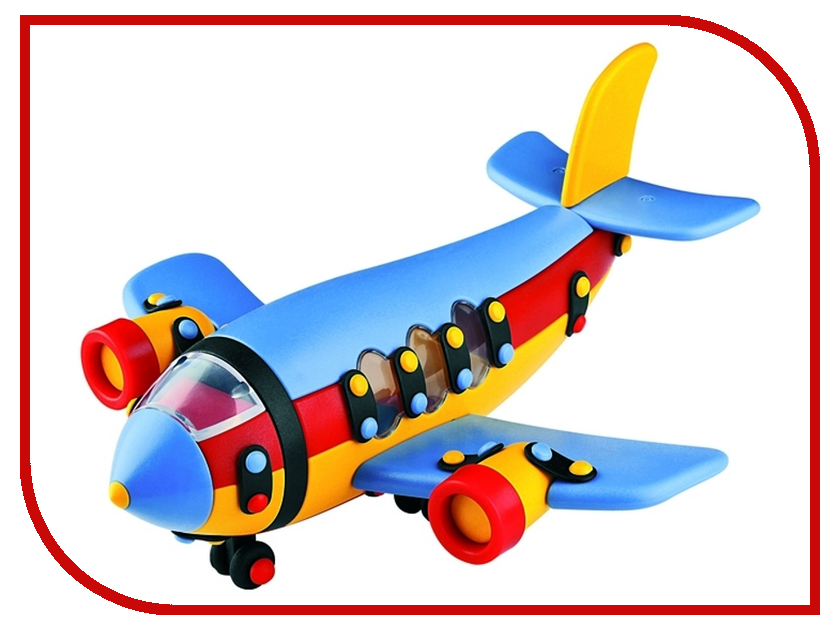 конструктор-mic-o-mic-самолёт-реактивный-089185