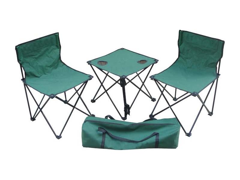 Стол Boyscout 61125 со стульями<br>