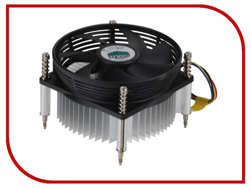 Кулер Cooler Master DP6-9GDSB-PL-GP (LGA1155/LGA1156) цена и фото