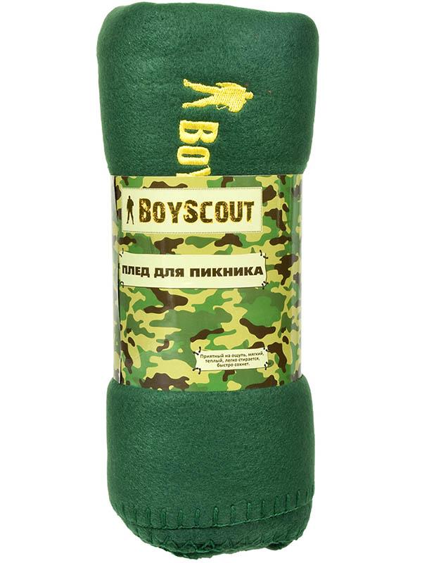 Плед Boyscout 61060 флисовый