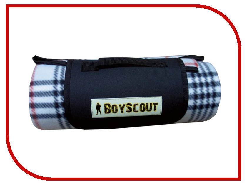 Плед Boyscout 61061 с влагостойкой подложкой