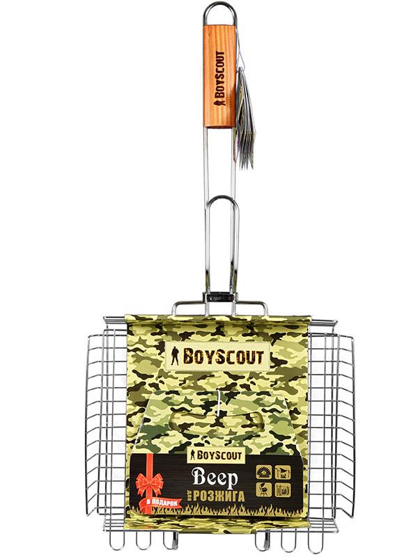 Решетка-гриль Boyscout 61302 универсальная