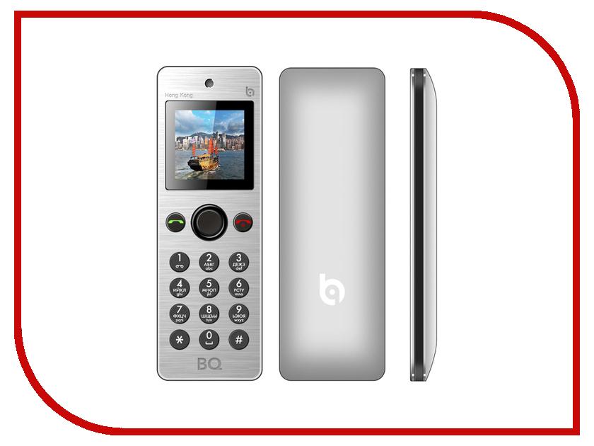 Сотовый телефон BQ BQM-1565 Hong Kong Silver