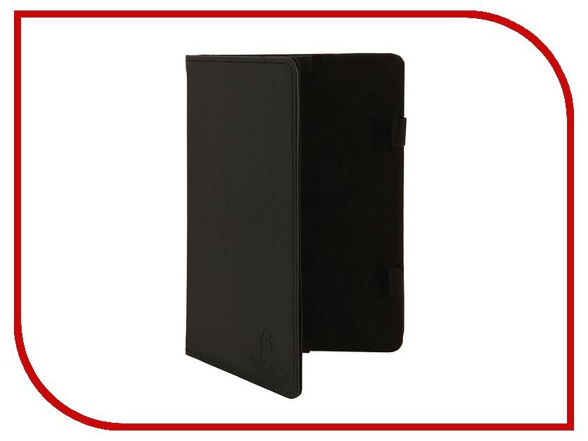 Аксессуар Чехол Good Egg for Pocketbook 614/624/626/640 Lira кожаный Black GE-PB624LIR2230