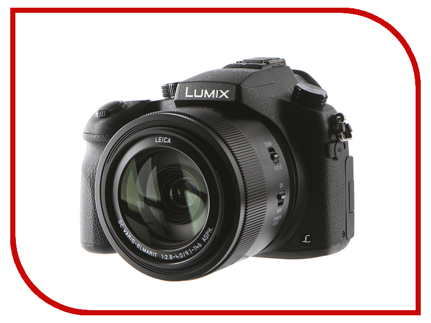 Фотоаппарат Panasonic Lumix DMC-FZ1000 фотоаппарат panasonic lumix dmc ft30 черный