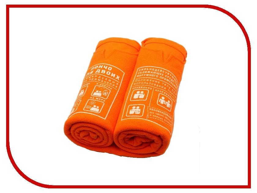 Плед Экспедиция Пончо маскировка Orange ESTA-013<br>
