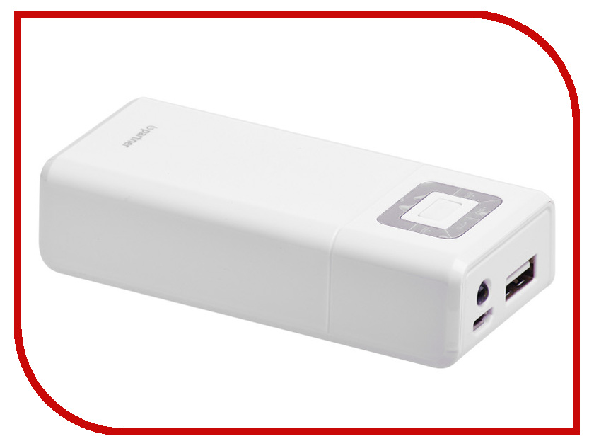 Аккумулятор PARTNER Power Bank 4400<br>