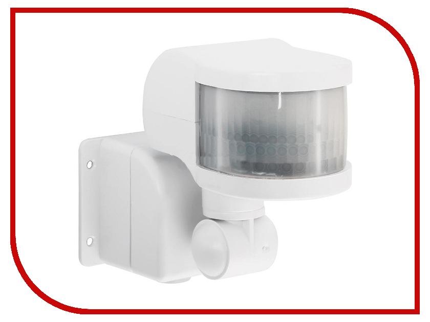 Датчик движения ASD ДД-018-W IP44 White 4680005959723<br>
