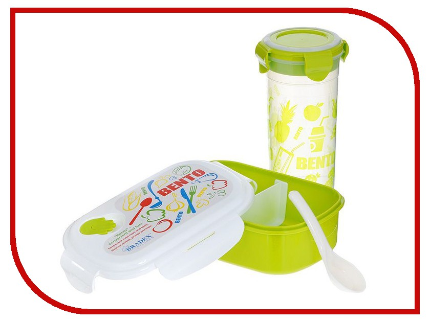 Ланч-бокс Bradex Bento Kids TK 0051