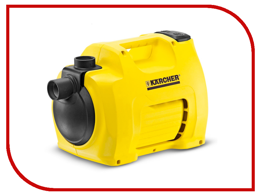 Насос Karcher BP 2 Garden насосная станция karcher bp 7 home