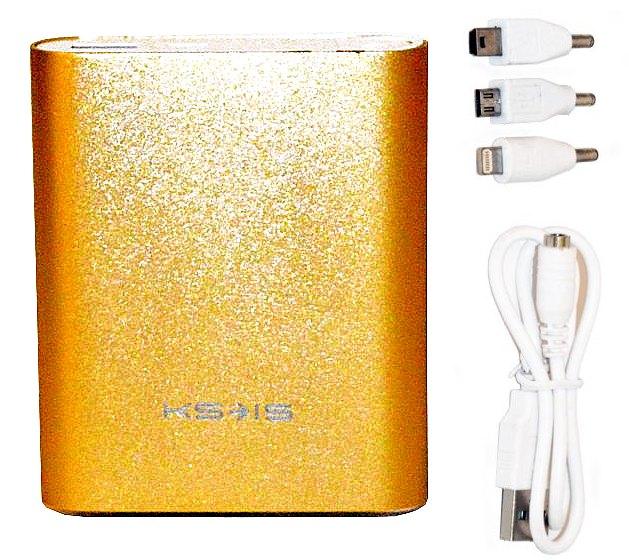 Аккумулятор KS-is KS-239 10400 mAh Gold