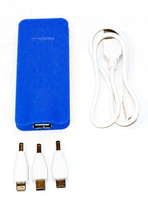 Аккумулятор KS-is KS-242 2600 mAh Blue