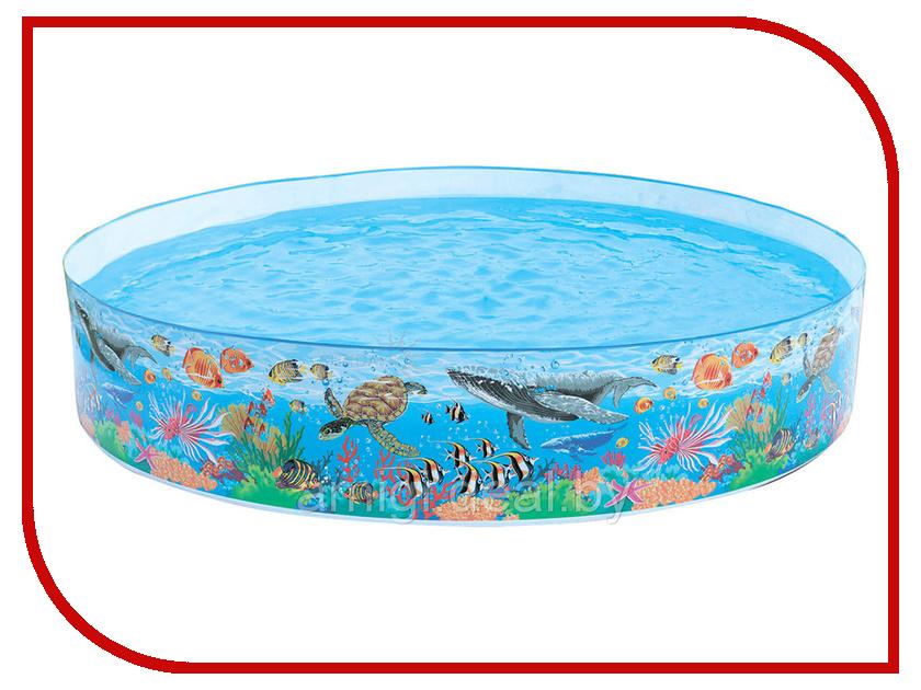 Детский бассейн Intex Джунгли 58472NP