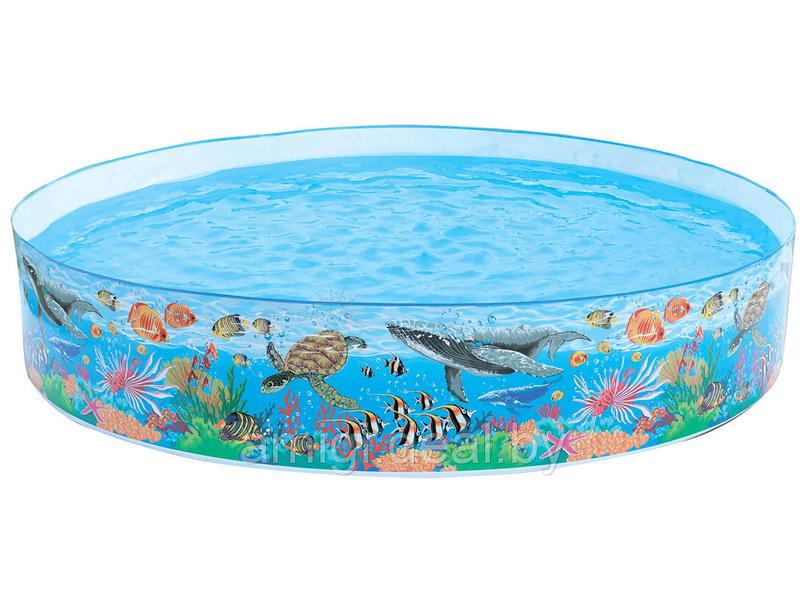 Детский бассейн Intex Коралловый риф 224x46cm 58472NP