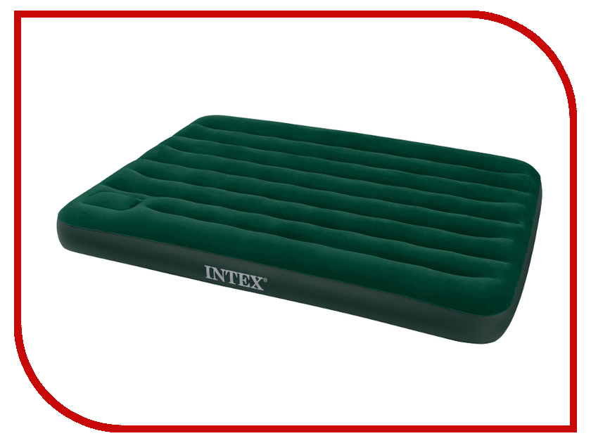 Купить Надувной матрас Intex 152x203x22cm 66929