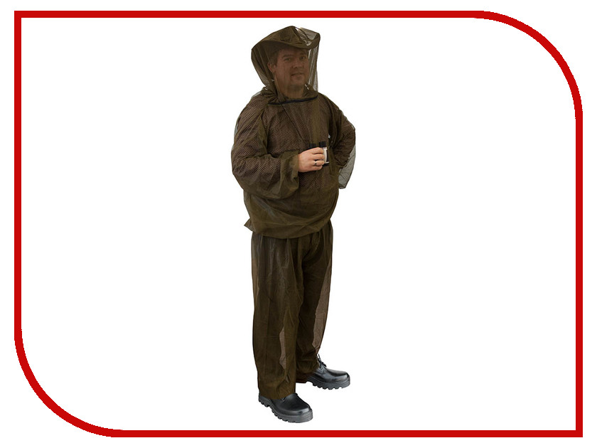 Средство защиты из сетки Boyscout 80022 костюм средство защиты из сетки coghlans deluxe head net 9360