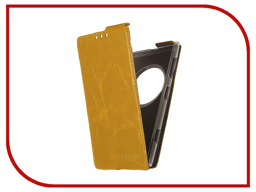 Аксессуар Чехол Nokia Lumia 1020 Untamo Timber UTIMFN1020LEM Yellow