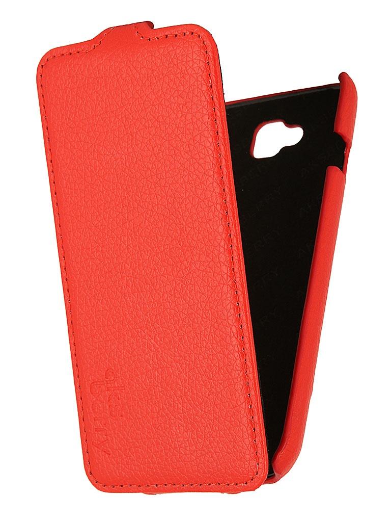 Аксессуар Чехол LG L90 D410 Dual Aksberry Red