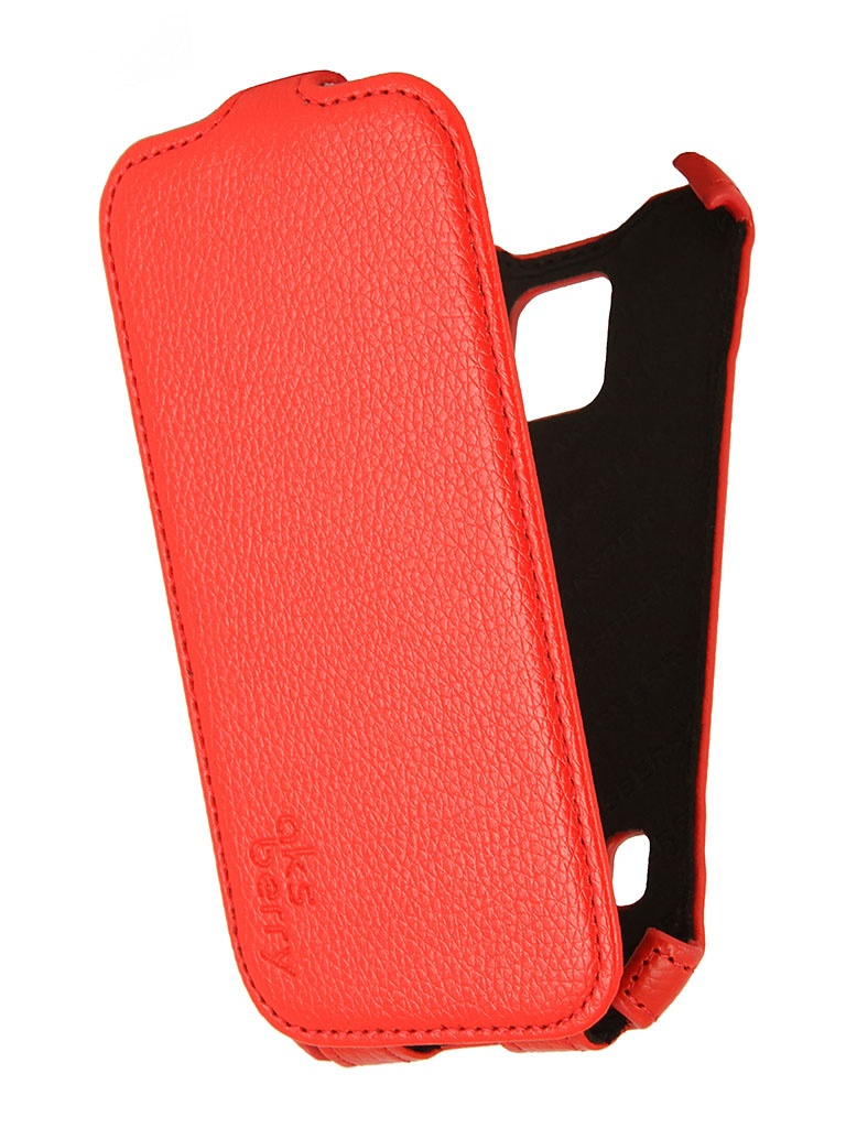 ��������� ����� Samsung Galaxy S5 Active Aksberry Red