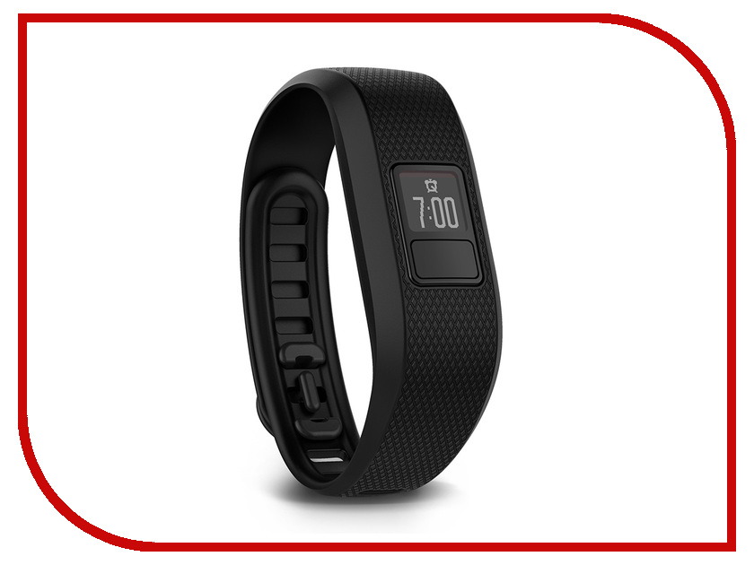 Умный браслет Garmin Vivofit 3 Black X-Large 010-01608-08