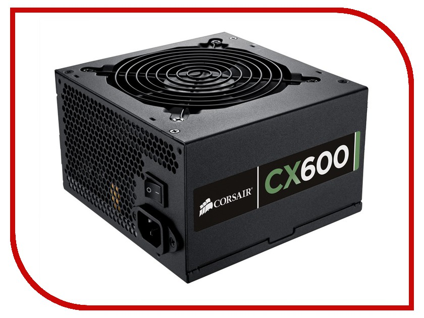 Блок питания Corsair CX600 Plus Bronze 600W CP-9020048-EU<br>