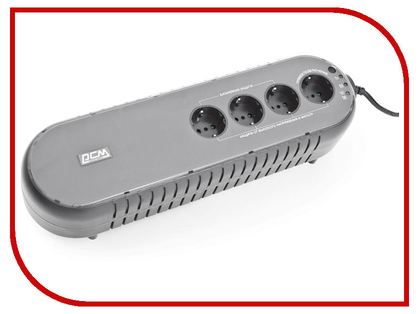 Источник бесперебойного питания Powercom WOW-1000U<br>