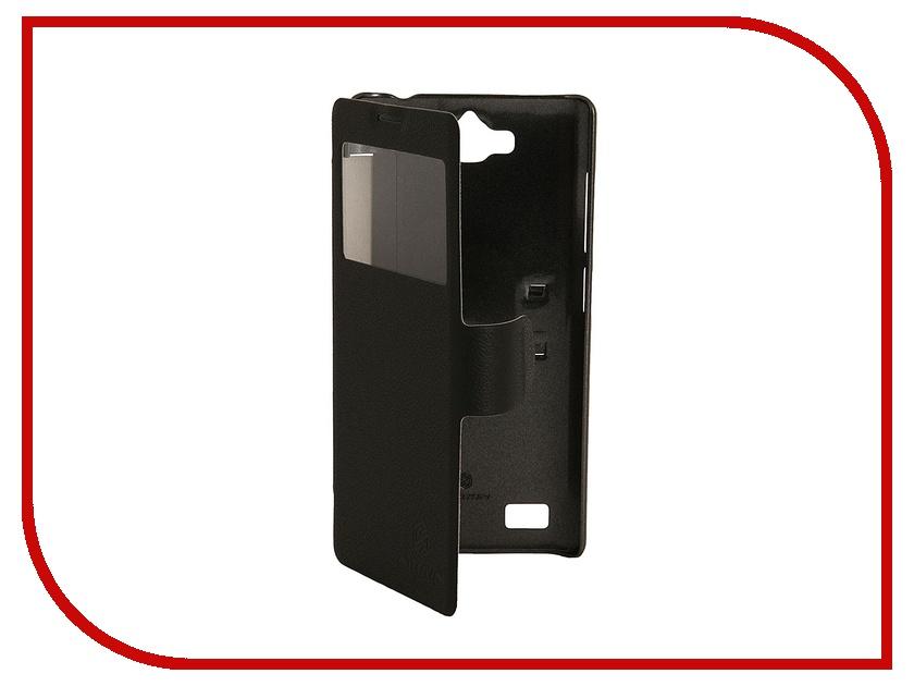 ��������� ����� Huawei Honor 3C Nillkin Fresh Series Black