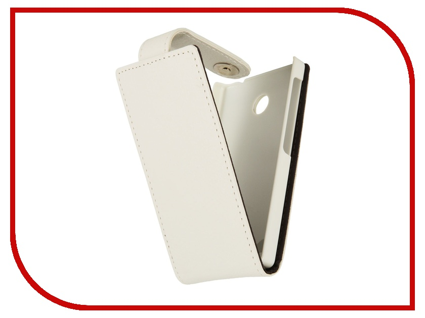 Аксессуар Чехол Nokia X / X+ iBox Classic White nokia 3110 classic