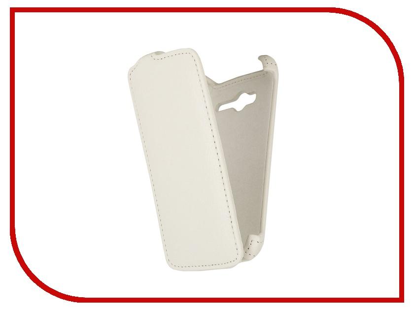 Аксессуар Чехол Philips W3568 iBox Premium White<br>