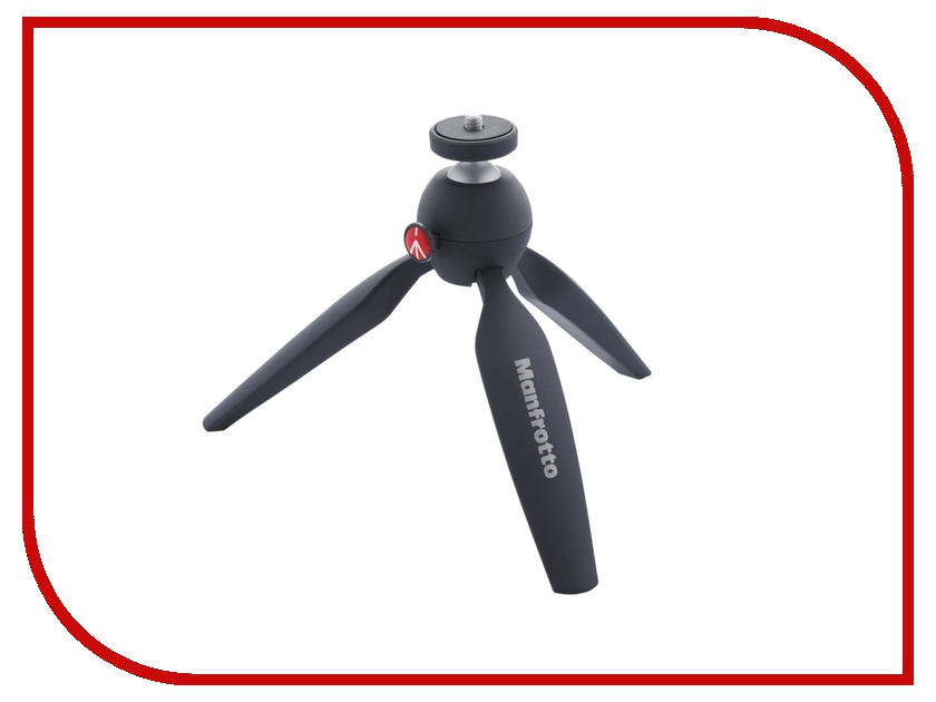 Мини-штатив Manfrotto Pixi Mini MTPIXI-B Black