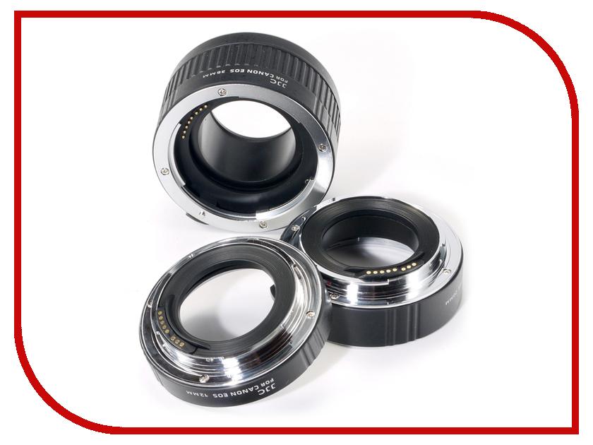 Удлинительное кольцо JJC AET-CS for Canon EOS<br>