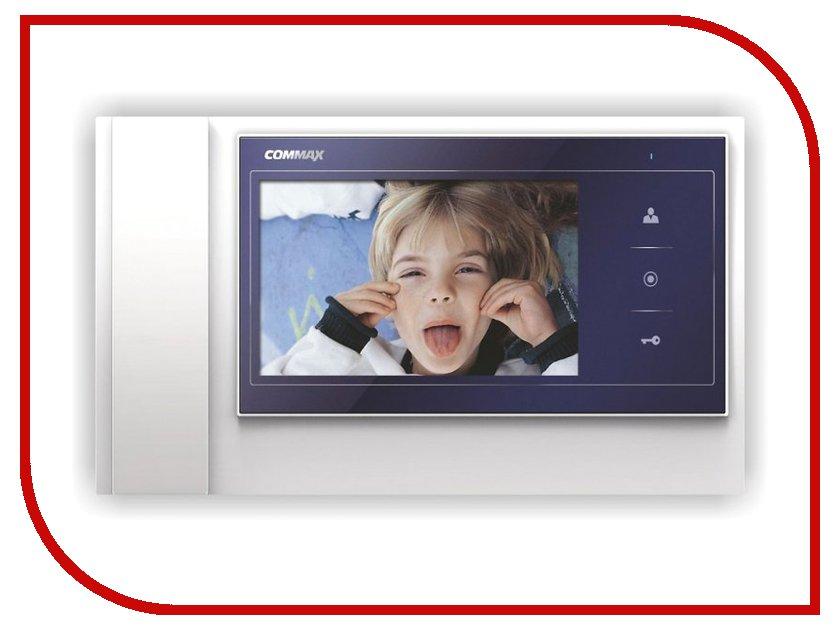 Видеодомофон Commax CDV-70K Blue<br>
