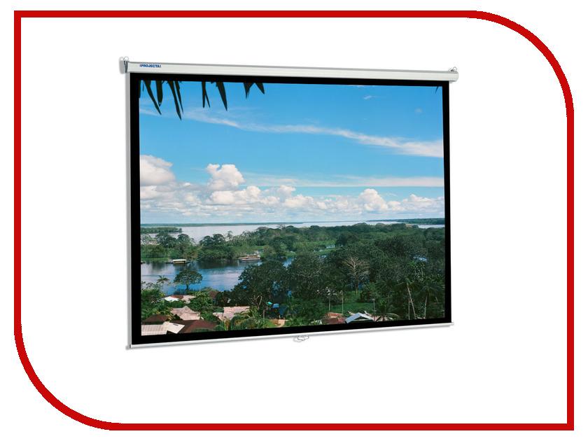 ����� Projecta SlimScreen 200x200cm Matte White 10200064