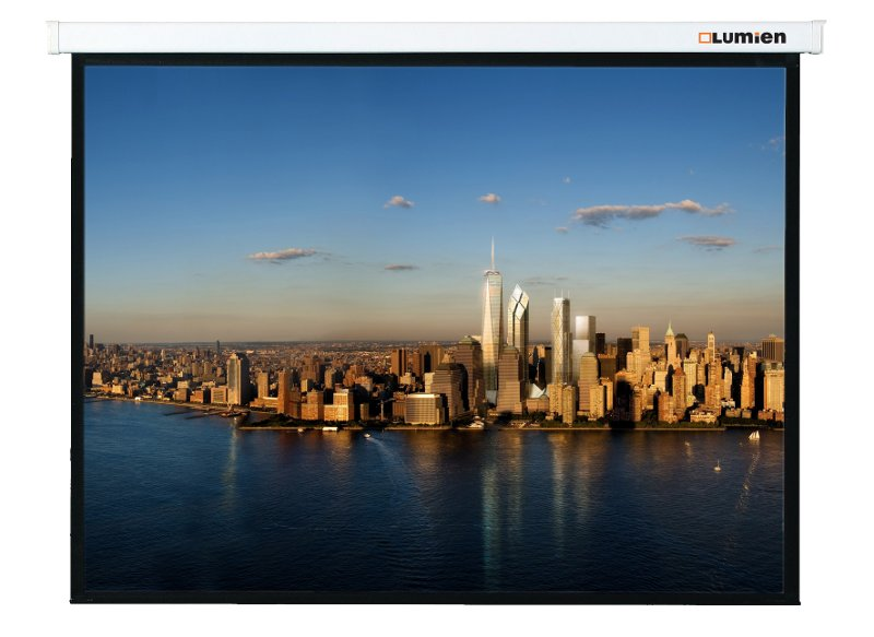 Экран Lumien Master Picture 153x203cm Matte White Fiber Glass потолочный / настенный LMP-100109